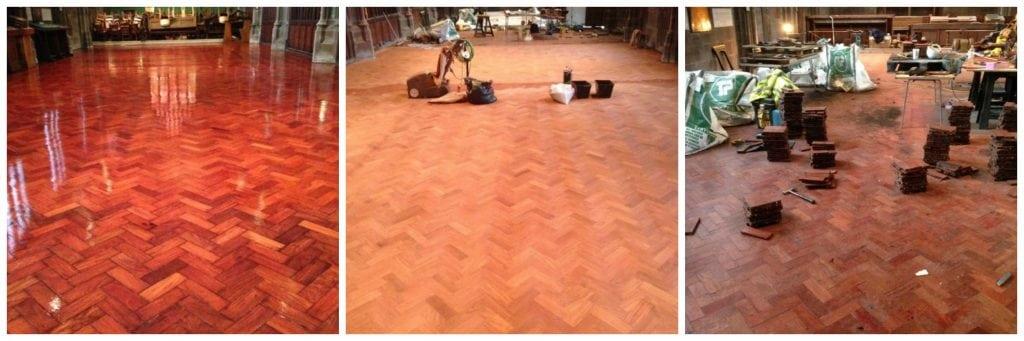 Wood Floor Sanding and Sealing