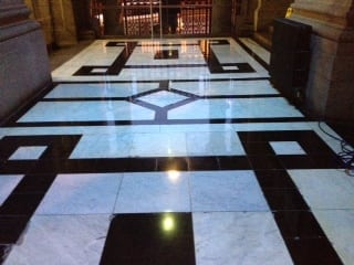 Palace Hotel Marble Cleaning