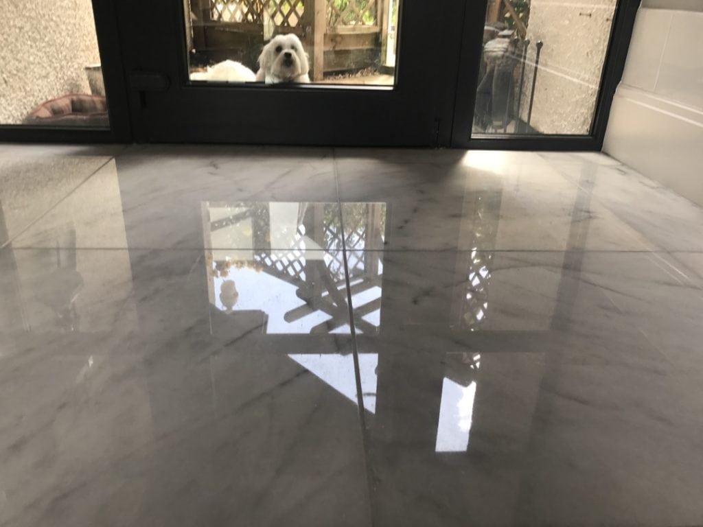 NuLife Floorcare Marble Flooring