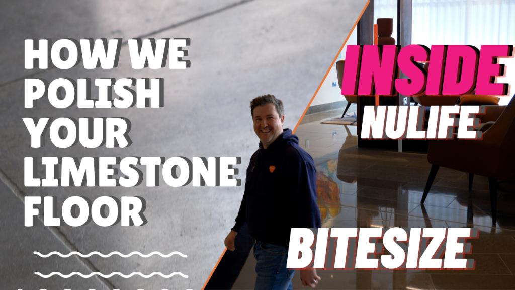 How We Polish Your Limestone Floor